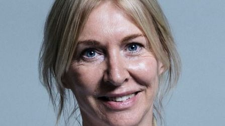 Nadine Dorries is Conservative's parlimentary candidate for Mid Bedfordshire. Picture courtesy of Na
