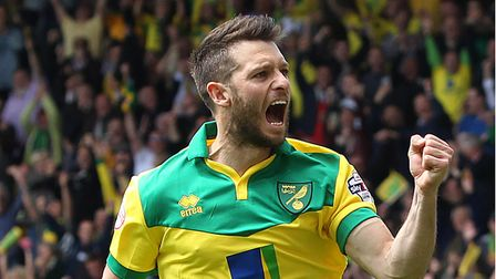 Norwich City legend Wes Hoolahan is reportedly heading to Australia Picture: Paul Chesterton/Focus I