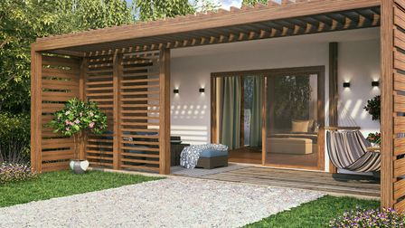 Create your own cosy outdoor retreat to escape to with Luxury Living Outside in Cheshire.
