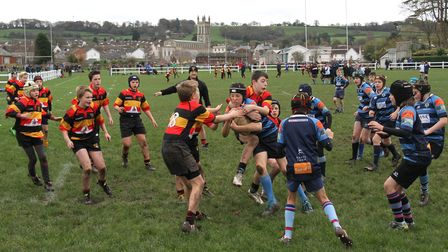 Honiton Rugby Club is staging a youth recruitment day