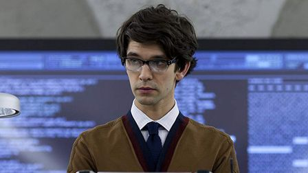Ben Whishaw in No Time To Die.