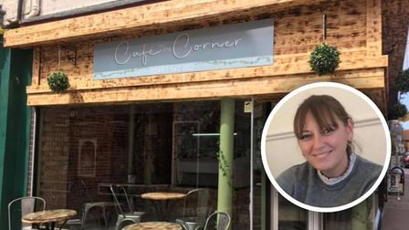 Café on the Corner opened on Broad Row in Great Yarmouth back in May