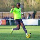 Ken Charles scored twice for Cheshunt in a 3-1 win on his return to Potters Bar Town.