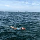 The St Albans Sirens swam the English Channel in 12 hours and 20 minutes.