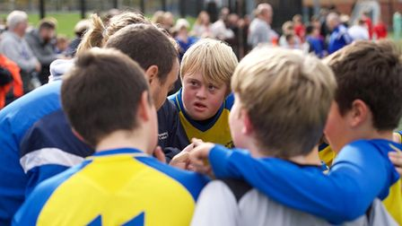 St Albans woman Tracy Light has revealed how pan-disability football has had a huge and positive impact on her family.