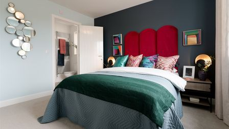 One of the bedroomsatthe £250,000 house in Feniscowles you could win with a £5 raffle ticket