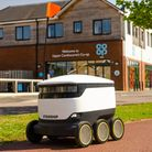 Co-op robots are coming to Cambridge.