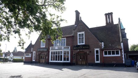 The Nacton Road pub was in a poor condition prior to the Scotts' takeover