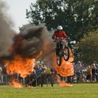 Copdock Classic Motorcycle Show