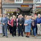 Wisbech community was officially opened on September 16 by Mayor of Cambridge and Peterborough, Dr Nik Johnson.
