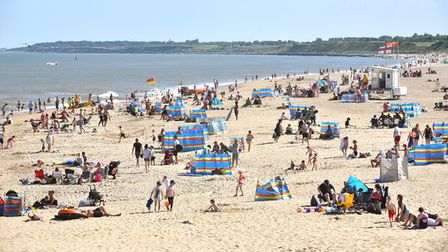 Gorleston Beach has been ranked within the top 10 percent of attractions across the world.
