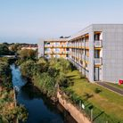 The move-on accommodation has opened at YMCA Thames Gateway's Romford site