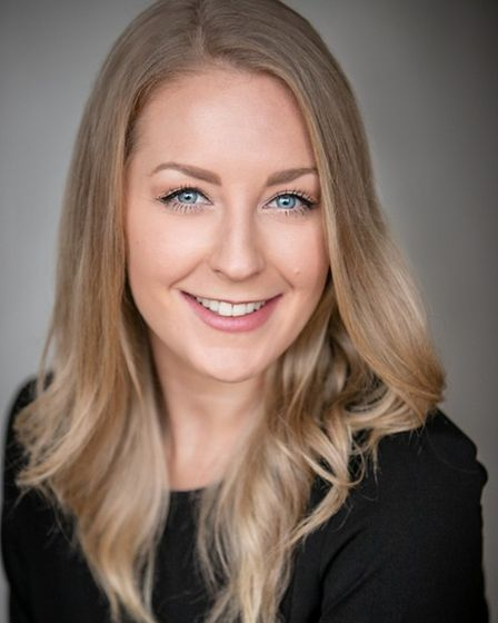 Alexandra Wright will play the title role ofAladdinin this year's Gordon Craig Theatre pantomime in Stevenage.