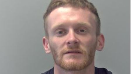 Rocky Collins, 25,of Chester Way is wanted in connection with an assault.