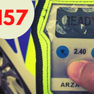 157 reading for drink driver