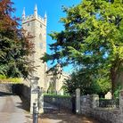 The parish church of St Peter, St Paul and St Thomas of Canterbury