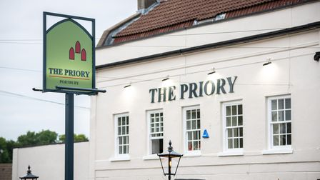 The Priory has reopened after a revamp.