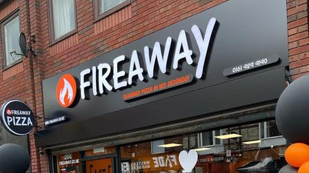 Fireaway currently has around 80 branches in the UK