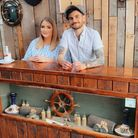 Megan Casey andJacobGallally are set to open a new MR barbershop in Thetford.