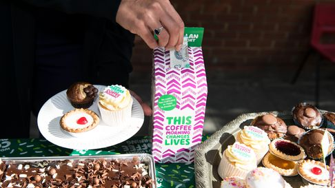 Help raise money for a remarkable cause at the Macmillan Coffee Morning at East Surrey Hospital