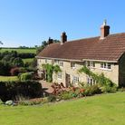 This stunning three bedroom property is in the pretty village of Membury near Axminster
