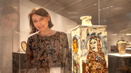 Grayson Perry: The Pre-Therapy Years is on show at the Sainsbury Centre for Visual Arts in Norwich.