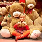 Hamleys toy shop has now opened at Chantry Place shopping centre in Norwich.