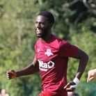 Carl Mensah returned to the Welwyn Garden City squad after injury with a starring performance against Bedford Town