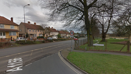Two people have been arrested after an assault in Whitehouse Road