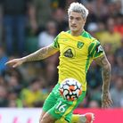 Mathias Normann of Norwich in action during the Premier League match at Carrow Road, NorwichPicture