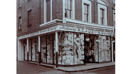 Flashback pic to old shop