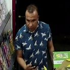 Police are looking to speak to this man in connection with a sexual assault that occurred on July 25