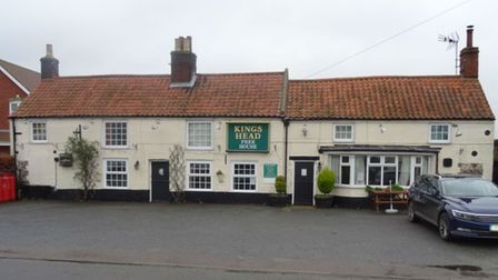The King's Head in North Road Hemsby has reopened.