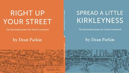 New book Lowestoft Right Up Your Street andSpread a Little Kirkleyness