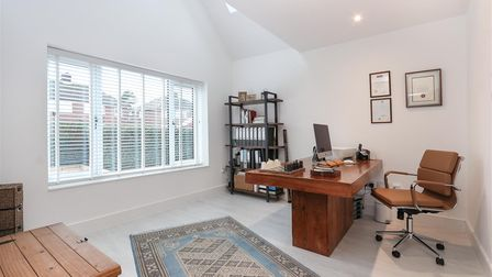 Houses with a home office space are popular in 2021 say Dales & Peaks Estate Agents in Derbyshire