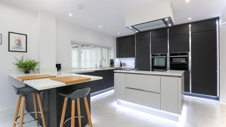 Contemporary kitchens and homebuying tips from Dales & Peaks Estate Agents in Chesterfield
