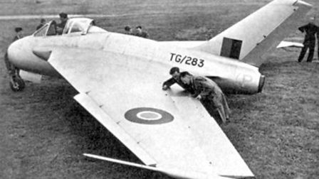 DH. 108 Swallow