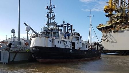 Seventy two people were arrested following a people smuggling bust on a fishing boat intercepted off