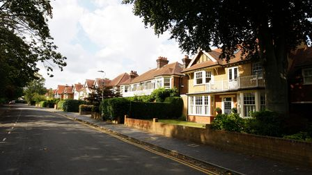 York Road, St Albans is one of the prettiest streets in Hertfordshire.