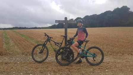 September riding for Axe Valley Pedallers