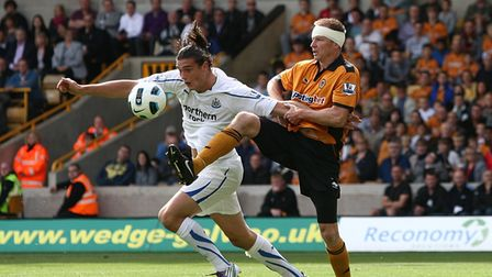 Jody Craddock is one of a number of Wolverhampton Wanderers legends who could play in a charity match at Huntingdon Town.
