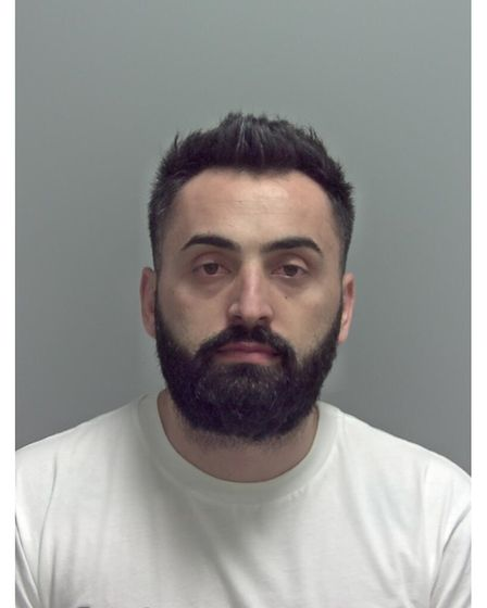 Rushit Protoduari, from Crewe, was arrested in Lowestoft