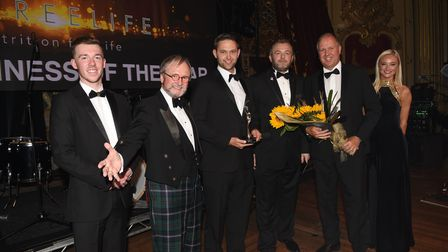 Nutreelife won theSmall Business of the Year award