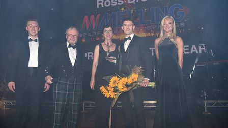 The Apprentice of the Year award went to Ross Brown Melling Performance Springs