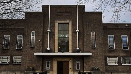 Havering Town Hall plans