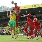 Grant Hanley and the rest of Norwich City's defence had a day to forget against Watford