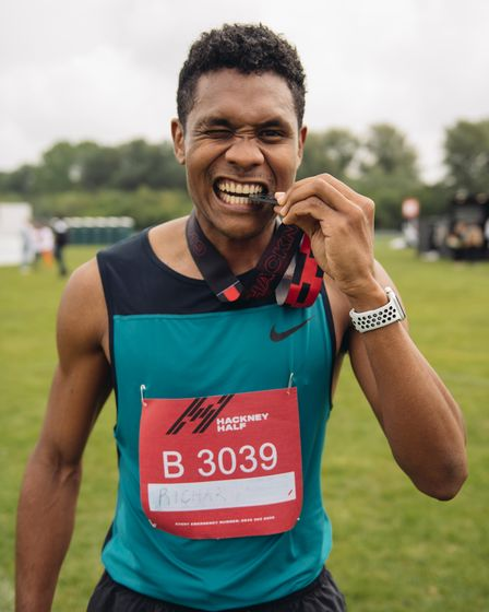 30,000 runners are set to take part in the Hackney Half Marathon.