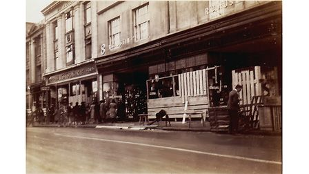 Old picture of store