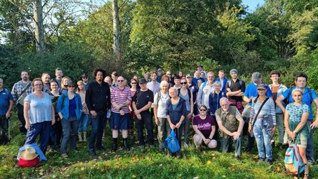 More than 100 people showed interest in taking part in a day of fieldwalking in Hitchin to uncover Roman artefacts