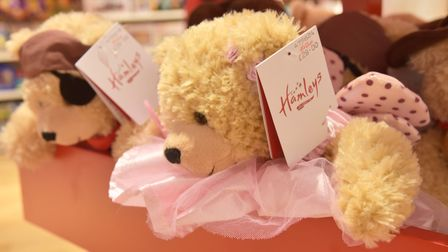 Hamleys opens in Chantry Place Byline: Sonya Duncan